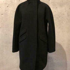 J.Crew $350 Petite Cocoon Coat in Wool G9236